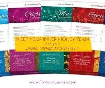Meet Your Inner Money Team 1:1 Session