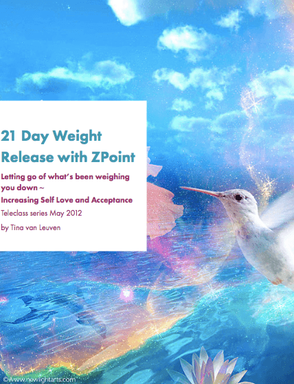 21 Day Weight Release with ZPoint Package