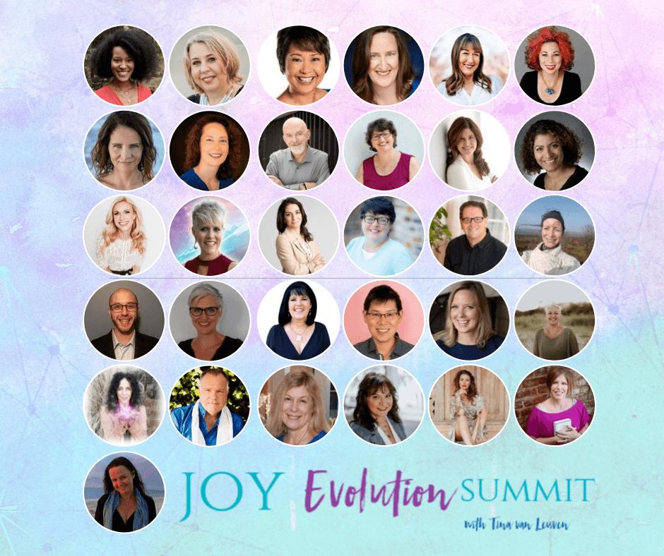 JOY Evolution Summit Speakers